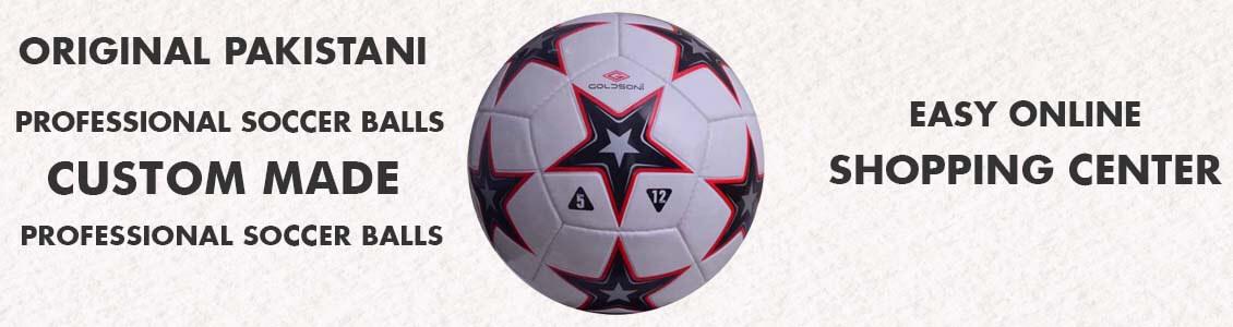 Professional Soccer Balls