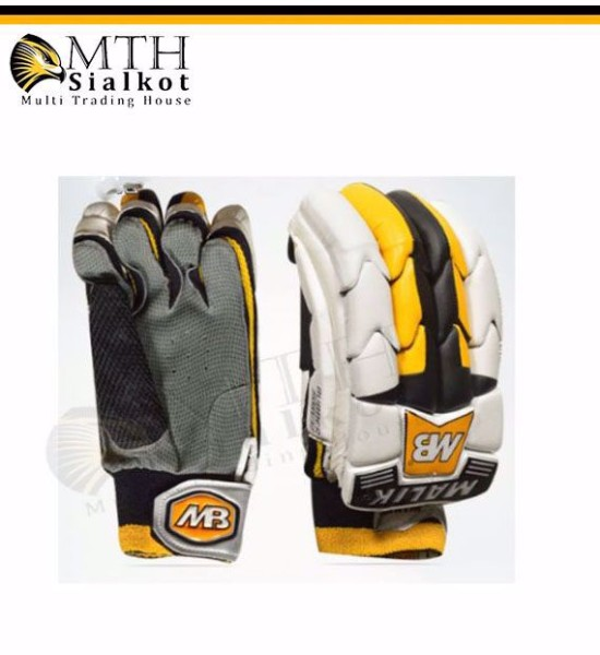 MB Bubber Sher Cricket Bating Gloves