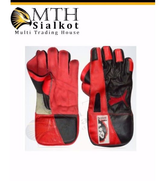 MB Malik Bubber Sher Wicket Keeping Gloves