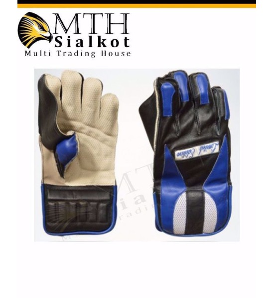 MB Malik Limited Edition Wicket Keeping Gloves