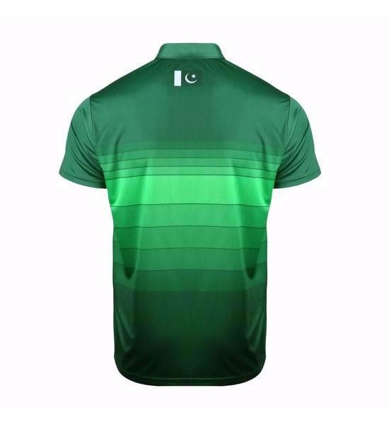 Replica Pakistani cricket team new kit-jersey-shirt world cup 2019