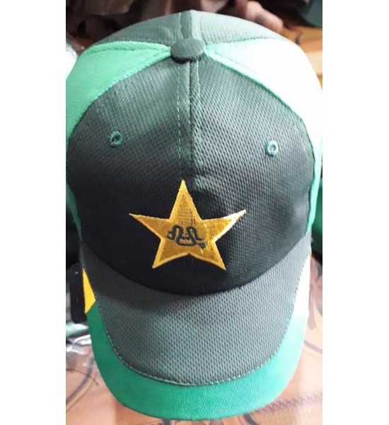 Replica Pakistani Cricket team Cap