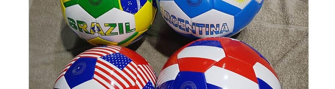 Soccer Balls Machine Stitched