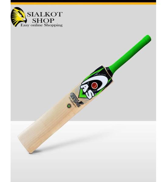 AS Sports English Willow Cricket Bat Genius