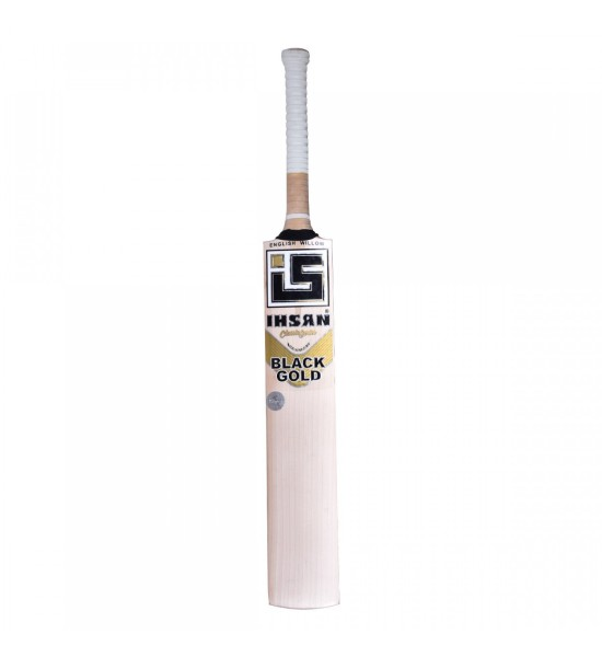 Black Gold Ihsan Sports Cricket Bat