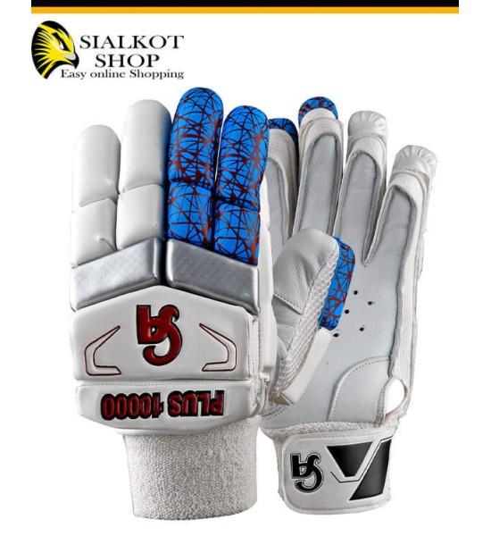 CA Plus 10000 Cricket Batting Gloves