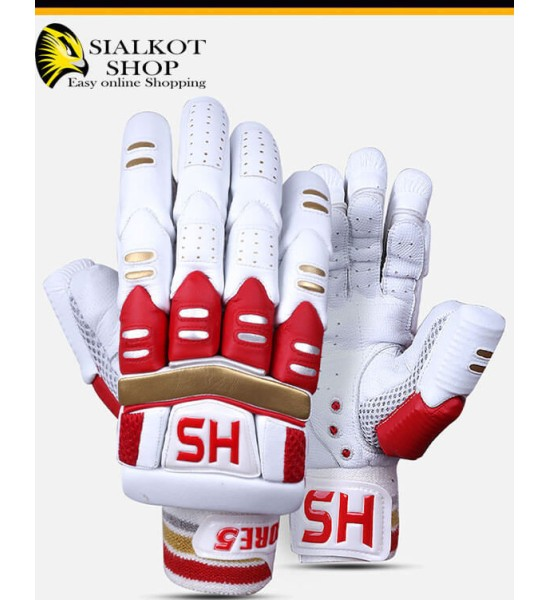 HS Core 5 Cricket Batting Gloves