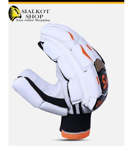 HS 4 Star Cricket Batting Gloves