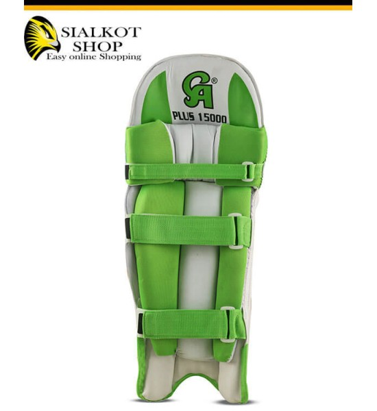 CA Plus 15000 Cricket Batting leg guard