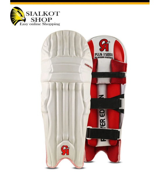 CA Plus 15000 PE Cricket Batting Pads-leg guard