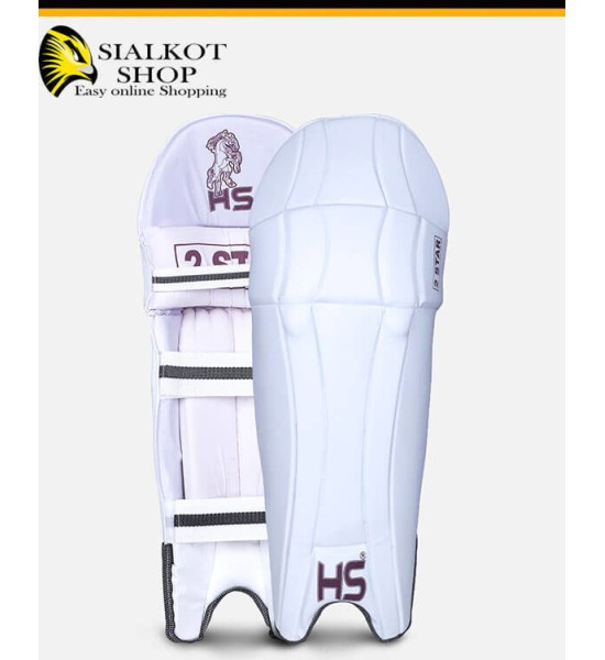 HS 2 Star Cricket Batting pads