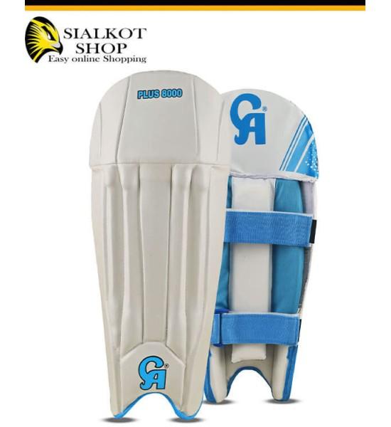 CA plus 8000 Wicket Keeping Leg Pads