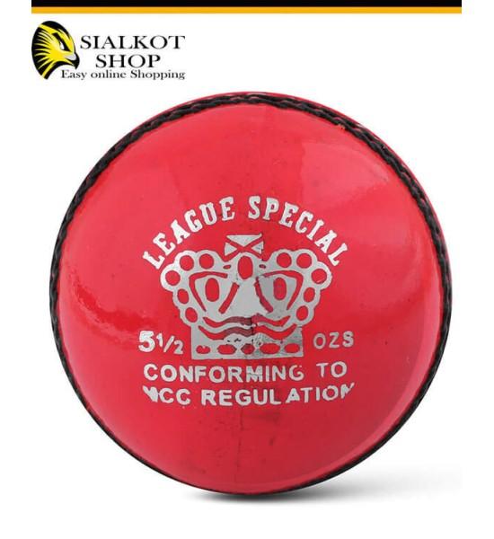 League Special Pink CA Cricket Balls