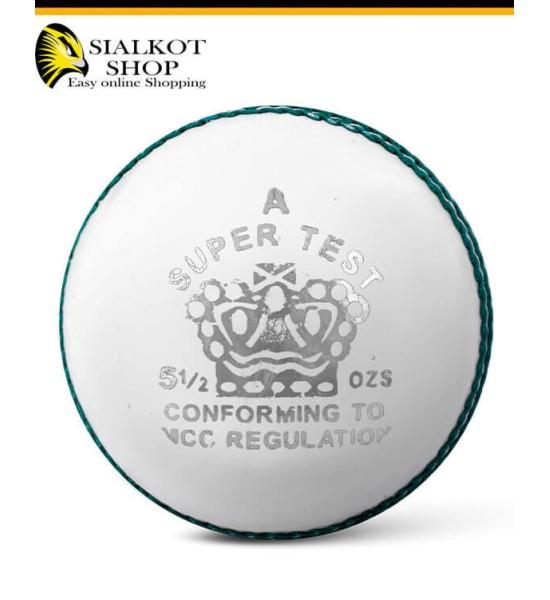 CA Super Test White Cricket Balls