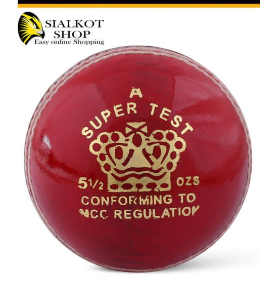 CA Super Test Red Cricket Balls