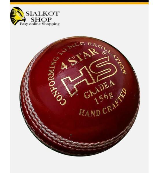 HS 4 Star Cricket Ball