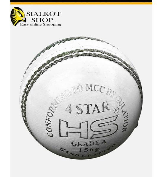 HS 4 Star Cricket Balls