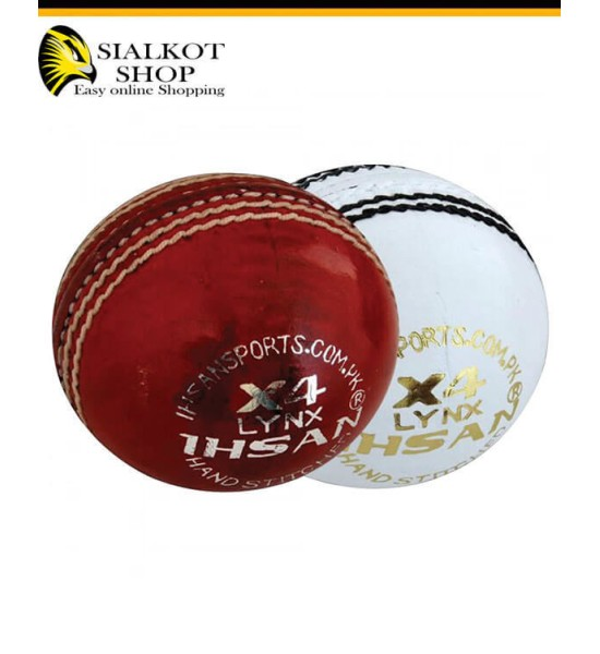 IHSAN LYNX X4 Cricket Ball