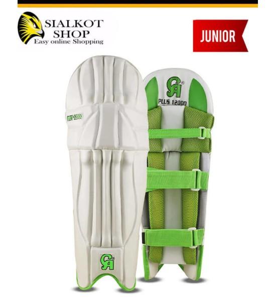 CA plus 12000 Junior Cricket Leg Pads