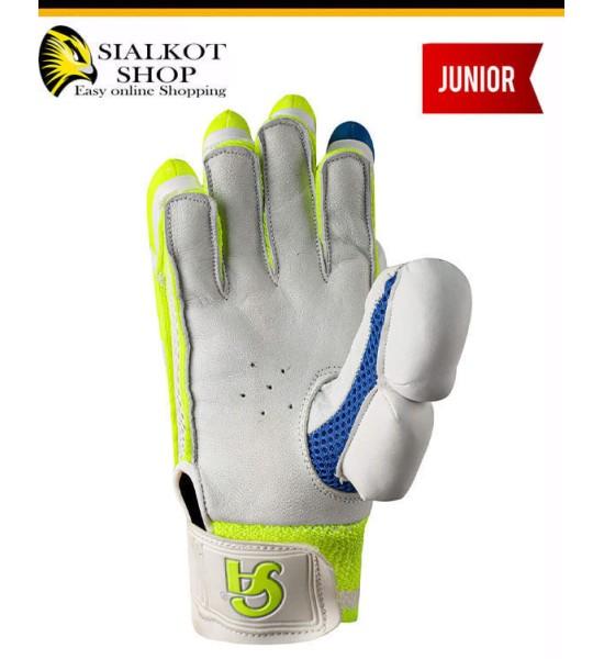 CA plus 2000 Junior Cricket Batting Gloves