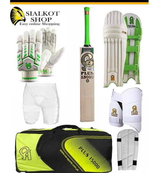 CA Plus 15000 Cricket Kit
