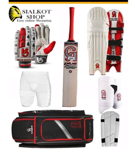 CA Plus 15000 Player Edition Cricket Kit