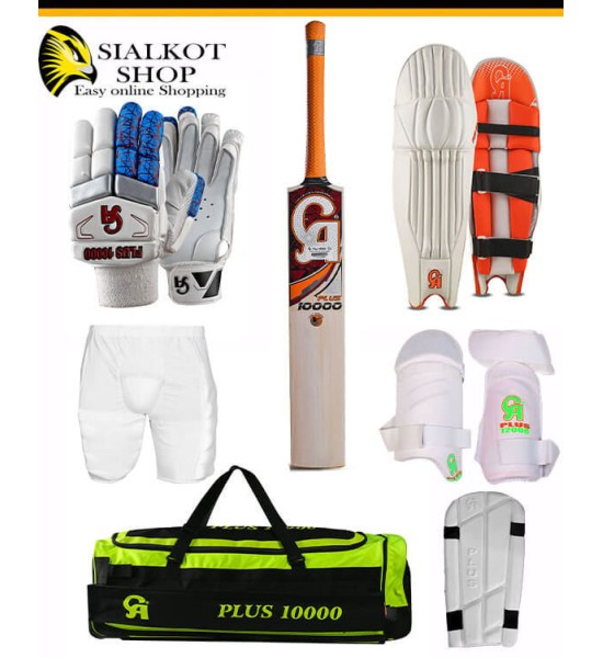 CA Plus 10000 Cricket Kit
