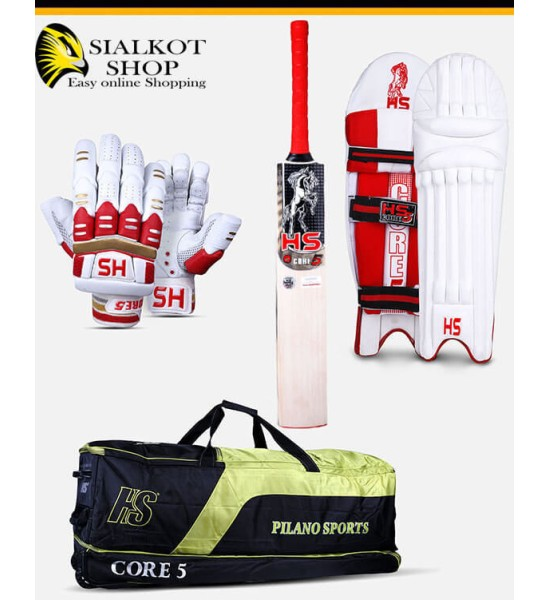 HS Core 5 Cricket Kit