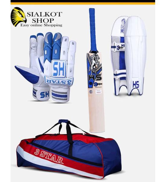 HS 3 Star Cricket Kit